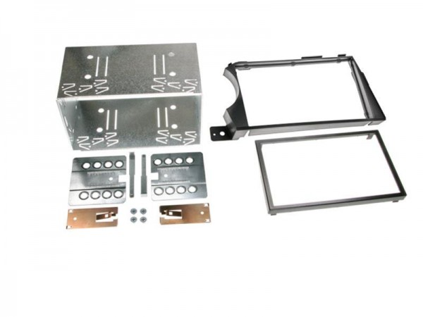 2-DIN Radioblende SsangYong Kyron / Actyon anthrazit