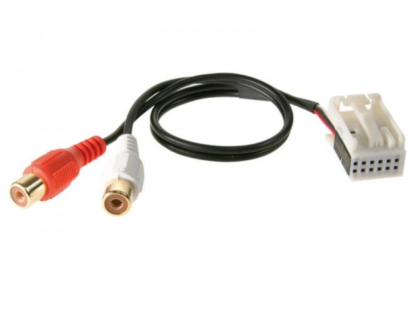 AUX IN Adapter Mercedes / VW APS COMAND / NTG2 lose